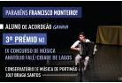 Aluno do Conservatório de Música de Portimão ganho o 3º Prémio no IX Concurso de Música Anatólio Falé/Cidade de Lagos