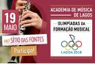 Academia de Música de Lagos pelo 4 º ano consecutivo nas Olímpiadas de Formação Musical!